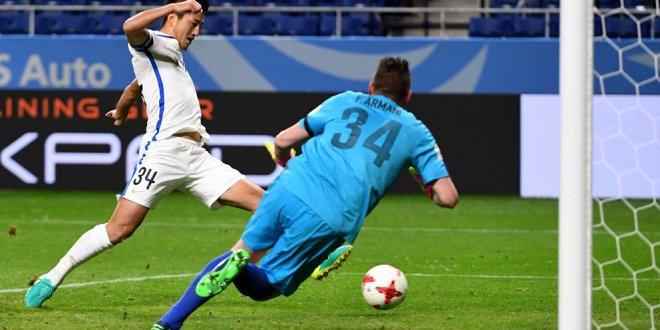 Kashima elimina a Atlético Nacional  y jugará la final de Mundial de Clubes
