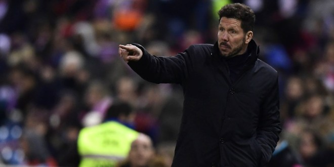 Simeone es elegido mejor técnico del año