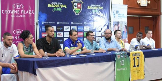 Santa Tecla se refuerza para la Liga Centroamericana  de Clubes