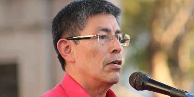 ARENA bloqueó presupuesto porque no defiende intereses de población, dice Rolando Mata