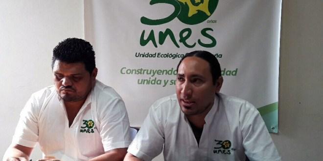 La UNES propone  la construcción de políticas sustentables como proyecto de nación