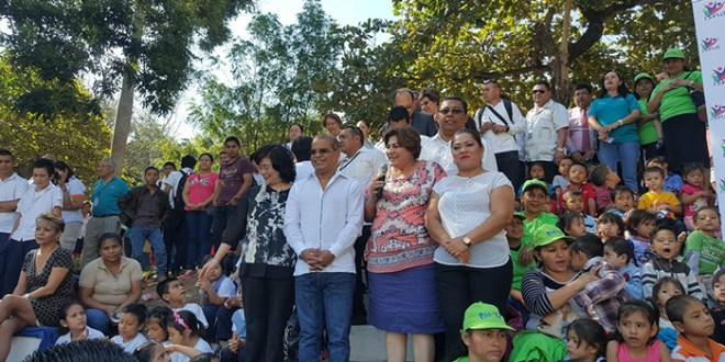 Ciudad Niñez es un lugar modelo para la cultura y prevención  de violencia: Oscar Ortiz