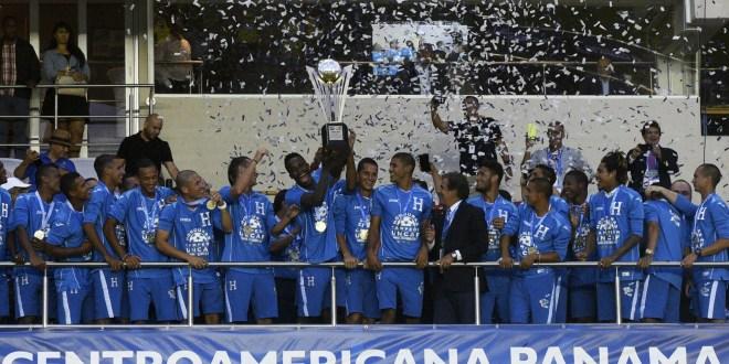 Honduras conquista por cuarta vez  la Copa Centroamericana