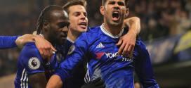 Diego Costa convierte al Chelsea en líder indiscutible