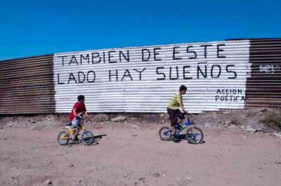 México y Estados Unidos enfrentados por muro y con negociaciones comerciales en puerta
