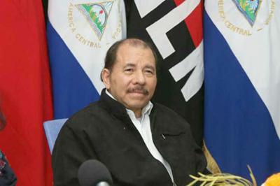 Daniel Ortega asume nuevo mandato presidencial