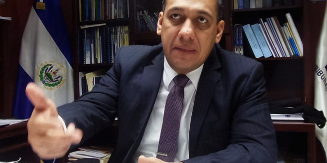 Sala de lo Constitucional atenta contra la estabilidad del TSE: Ulises Rivas