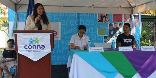 San Salvador cuenta con su Tercera Junta de Protección de la Niñez
