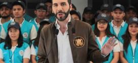 Nayib Bukele combate la elusión y evasión fiscal en San Salvador