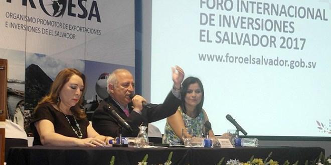 PROESA busca posicionar al país como destino para inversiones