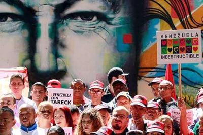 El mundo se moviliza frente a campañas mediáticas contra Venezuela