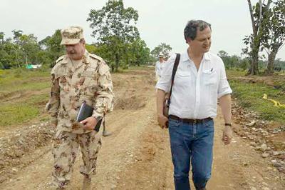 Llaman en Colombia a respetar e implementar pacto con FARC-EP