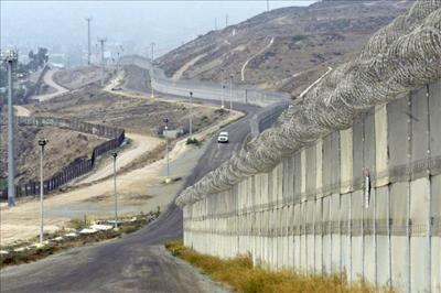 Estados Unidos quiere tener listo el muro con México en dos años