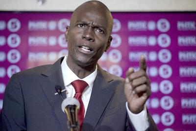 Jovenel Moïse asume presidencia de Haití tras más de un año de crisis política