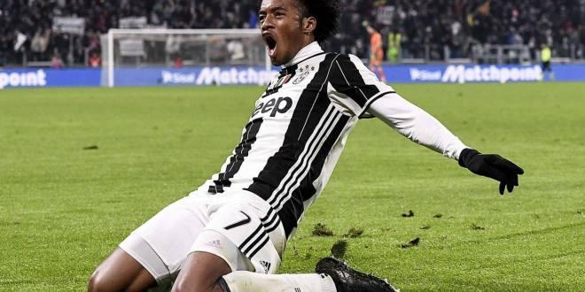 Cuadrado da a la Juventus una valiosa victoria ante el Inter