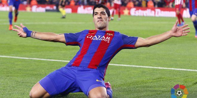 """Luis Suárez, el nuevo """"bad boy"""" del Barcelona"""