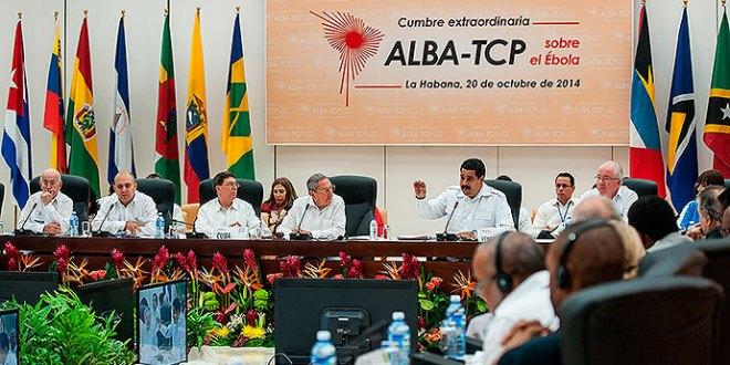 Unidad de los pueblos y apoyo a Venezuela,  ejes centrales de cumbre del ALBA