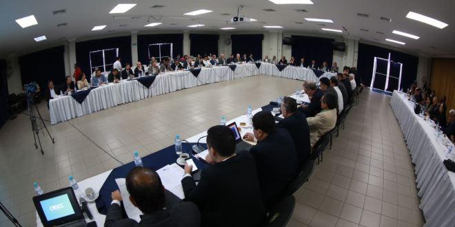 Plan El Salvador Seguro se está implementando con resultados satisfactorios: Mauricio Ramírez Landaverde