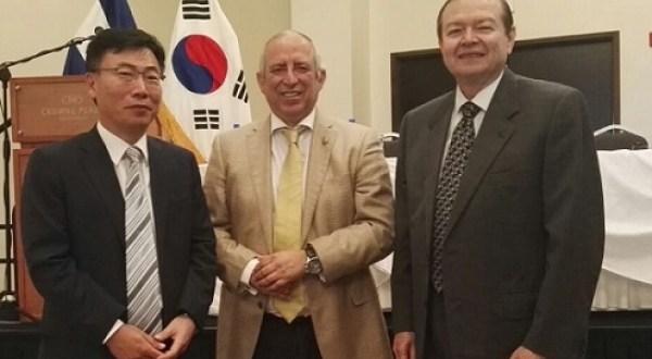"""""""La República de Corea constituye un enorme mercado para El Salvador"""": Sigfrido Reyes"""