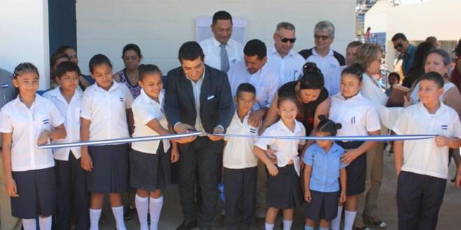 """Municipio de La Unión cuenta con primer """"Centro Escolar Integral"""""""