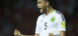 México mantiene el liderato  en hexagonal de la CONCACAF