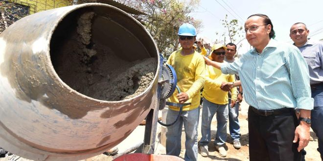 MOP verifica mejoramiento de Asentamientos Urbanos