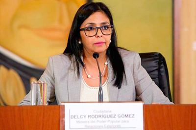 Venezuela solicita suspender sesión extraordinaria de la OEA