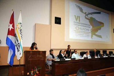 Debaten en Cuba sobre derechos de discapacitados en Latinoamérica