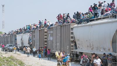 Centroamericanos optan por pedir refugio en México antes que enfrentar a Trump