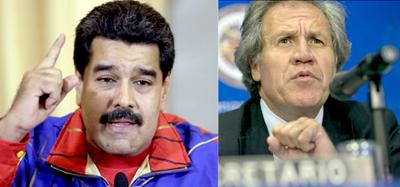 "Venezuela califica a secretario de OEA como ""triste malhechor"""