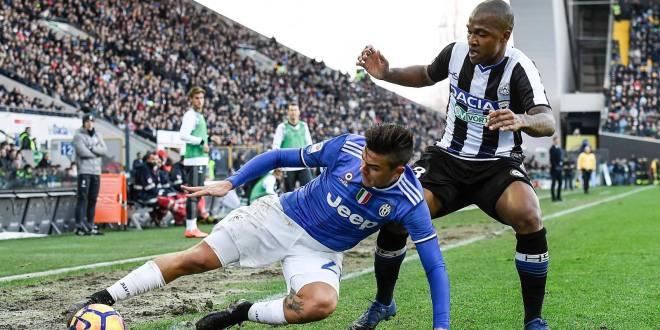 Juventus empata, pero sigue liderando en Italia