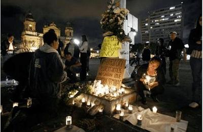 Indignación en Guatemala por incendio que dejó 34 niñas muertas