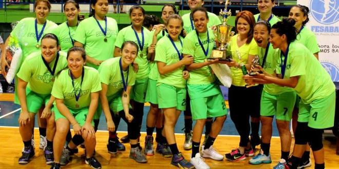 Survivor bicampeón de la Liga Femenina de Baloncesto