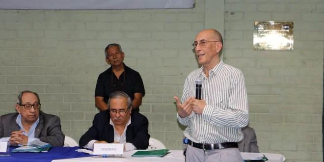 Mata Tobar, nuevo presidente de la FESALTEME
