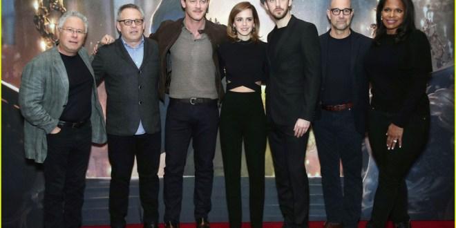 """Emma Watson, la nueva """"Bella""""  de Disney"""