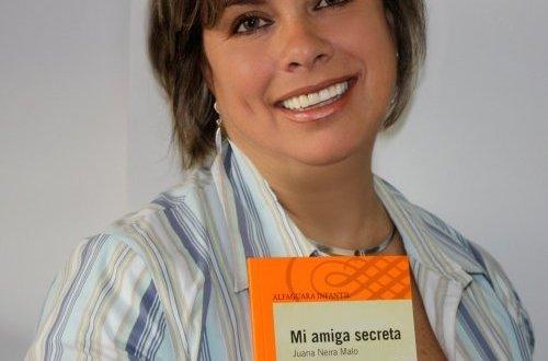 """Entrevista a Juana Neira:  """"Considero que los temas complejos se deben abordar en la literatura infantil y juvenil"""""""