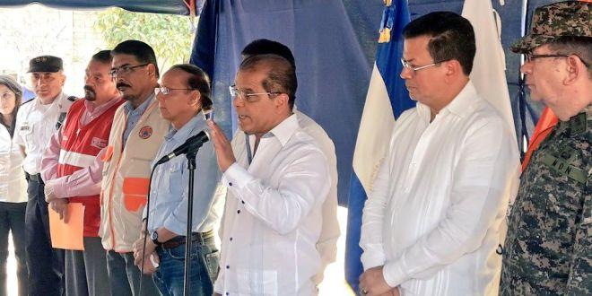 Vicepresidente informa que Sistema de  Protección Civil se mantendrá concentrado