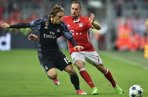 Real Madrid suspira por otra semifinal ante un Bayern exigido