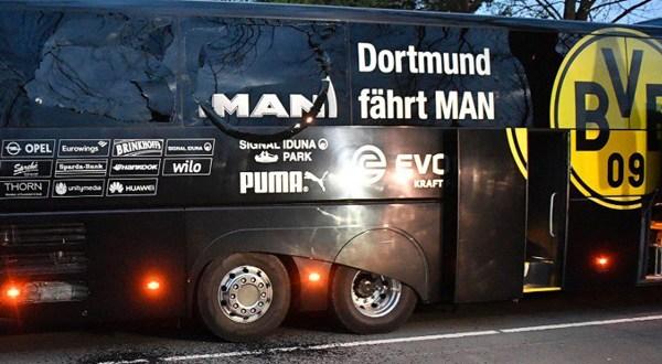 Explosiones motivan suspensión de Dortmund-Mónaco