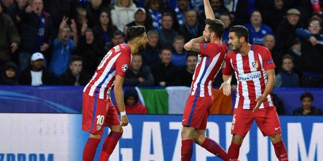 Atlético elimina al Leicester y clasifica a las semis de Champions