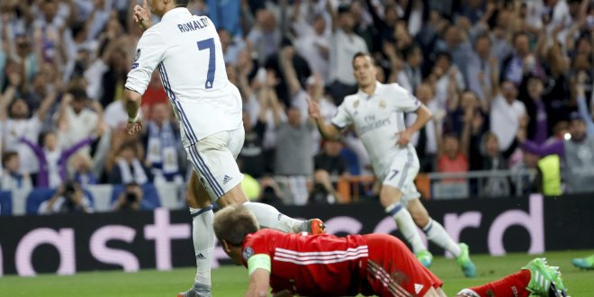 Real Madrid elimina al Bayern gracias a Cristiano Ronaldo