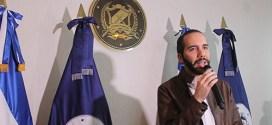 Capitalinos aprueban trabajo municipal de Nayib Bukele
