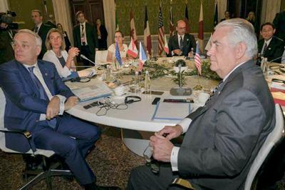 El G7 no logra consenso sobre nuevas sanciones a Rusia