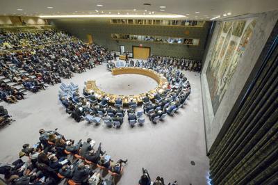 Rusia y Estados Unidos enfrentados en la ONU por ataque a Siria