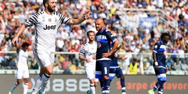 Juventus estira ventaja sobre Roma, que empató con Atalanta