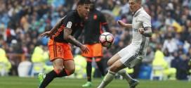 Real Madrid derrota al Valencia y pone presión al Barcelona