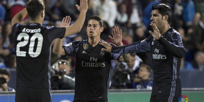 Real Madrid y Barcelona ganan y mantienen pulso por el título