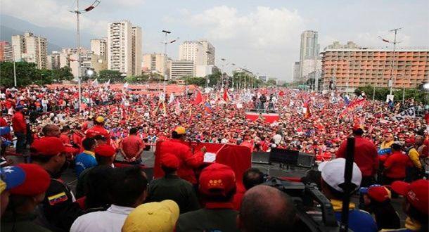 Presidente Maduro: Estamos derrotando el golpe de Estado terrorista