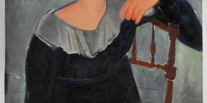 «Cuando conozca tu alma, pintaré tus ojos», Amedeo Modigliani