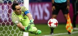 Bravo mete a Chile en la final de la Copa Confederaciones